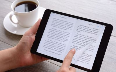 A Look At America's Statistics For E-book Readership – Infographic