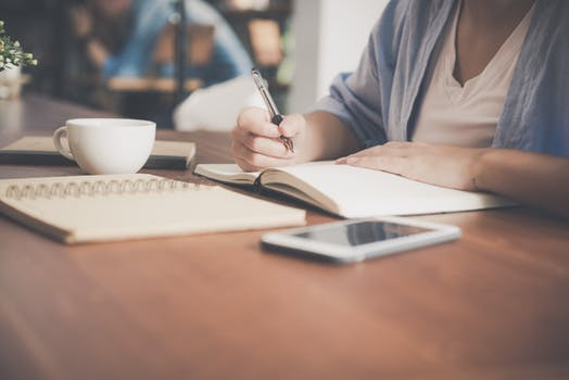 Writing a Book – 5 Ergonomic Tips to Prevent Injury When Writing