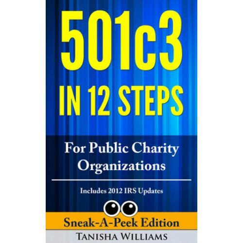 501c3 In 12 Steps