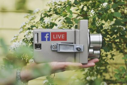 Tips on How Authors Can Utilize Facebook Live for Book Marketing