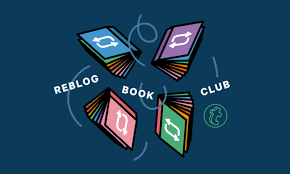 Reblog online book club Chatebooks