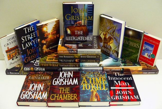 10 of the Best John Grisham Books Topping the Legal Thriller Genre