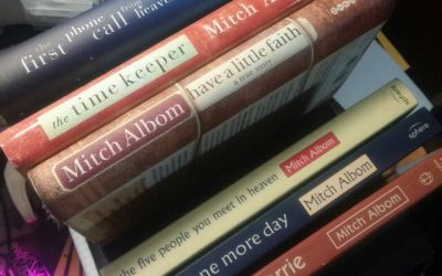 5 of the Most Loved Mitch Albom Books