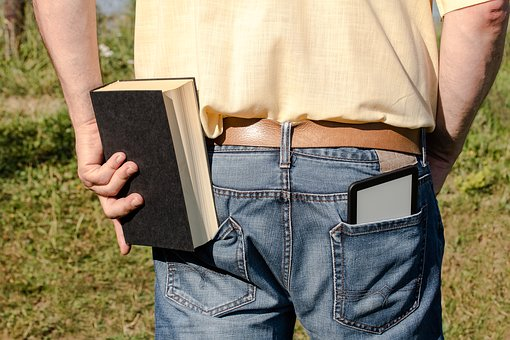 Have E-Readers Obliterated The Need for Printed Books?