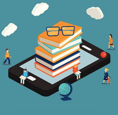 The Story of E-books – How Did It Begin? Infographic