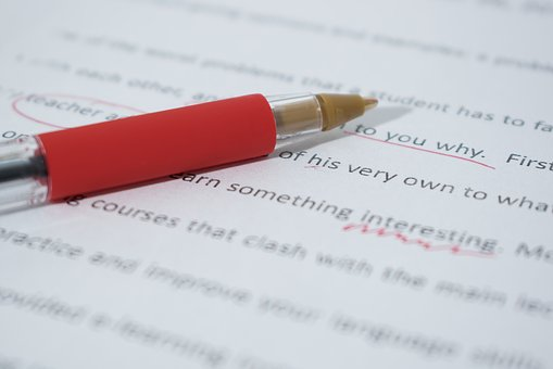 THE PROOFREADING PROCESS OF SELF PUBLISHING A BOOK